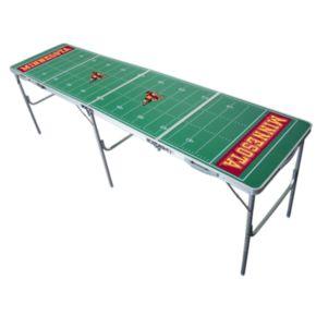 Minnesota Gophers Tailgate Table
