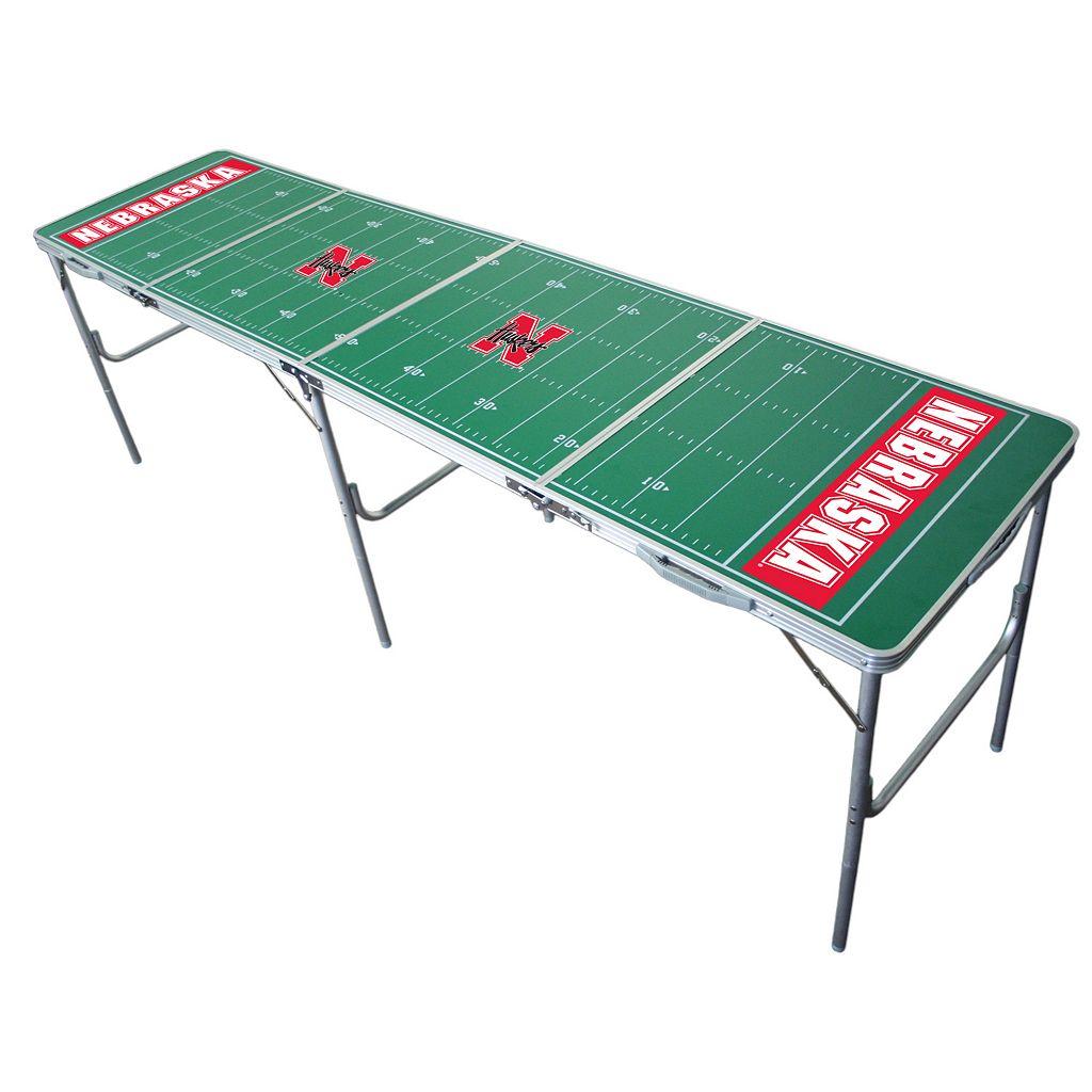 Nebraska Cornhuskers Tailgate Table