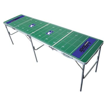 Northwestern Wildcats Tailgate Table