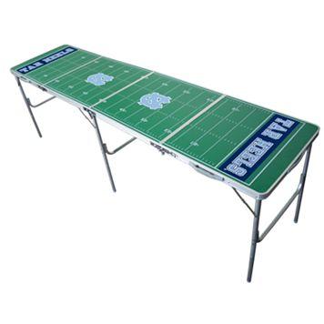 North Carolina Tar HeelsTailgate Table