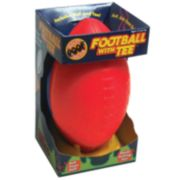 POOF® Football With Tee?