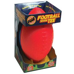 POOF® Football With Tee™