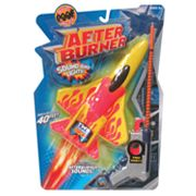 Poof After Burner Foam Plane