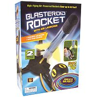 POOF Blasteroid Rocket With Air Launcher