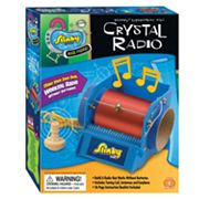 Slinky Science Crystal Radio Kit