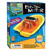 Slinky Science Electric Motor Kit