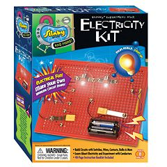 Scientific Explorer Electricity Kit Mini Lab