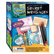 Slinky Science Secret Messages Kit