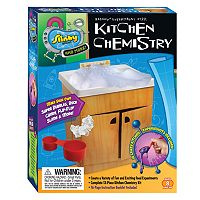 Scientific Explorer Kitchen Chemistry Mini Lab