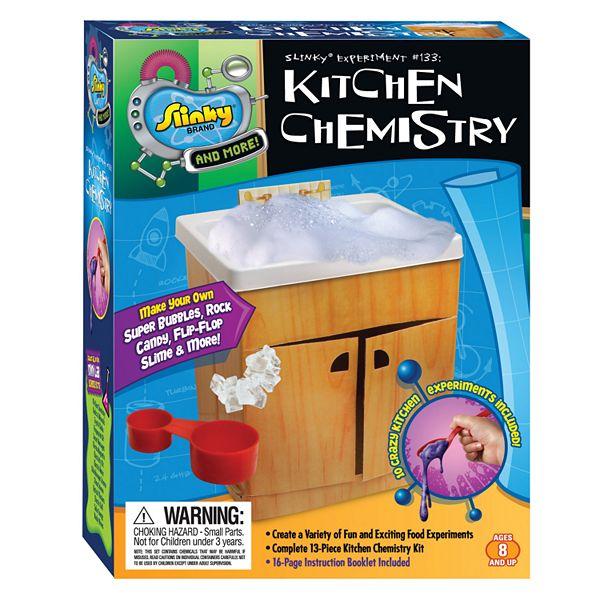 Scientific Explorer Kitchen Chemistry Mini Lab