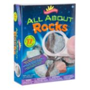 Scientific Explorer All About Rocks Kit