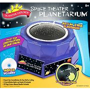 Slinky Science Space Theater Planetarium