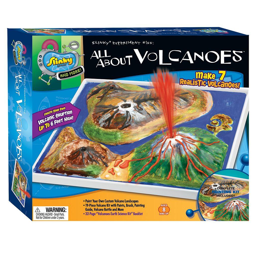 Scientific Explorer All About Volcanoes Kit