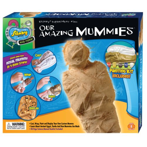 Slinky Science Our Amazing Mummies
