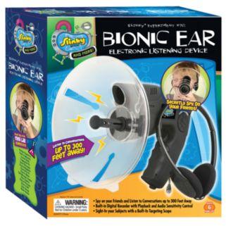 Scientific Explorer Bionic Ear Electronic Listening Device