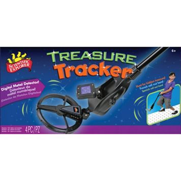 Scientific Explorer Treasure Tracker