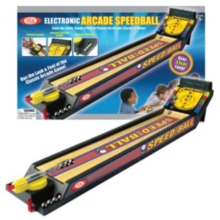Ideal Electronic Arcade Speedball Game