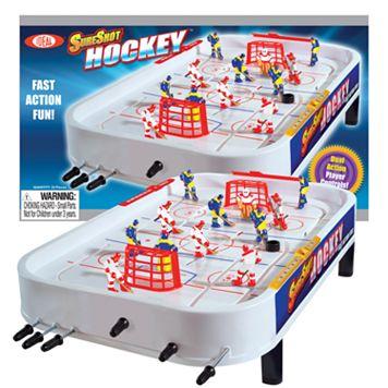 Ideal SureShot Hockey
