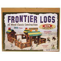 Ideal Frontier Logs™300-pc. Building Set