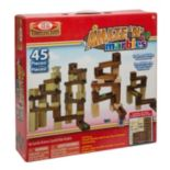 Ideal Amaze 'N' Marbles 45-pc. Construction Set