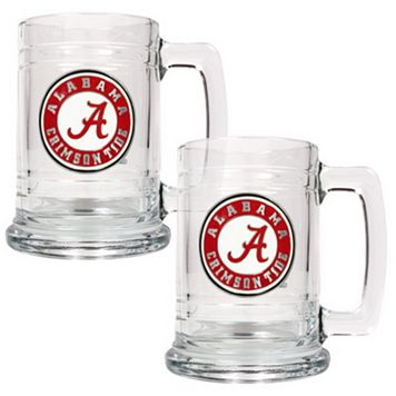 Alabama Crimson Tide 2-pc. Tankard Set