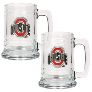 Ohio State Buckeyes 2-pc. Tankard Set