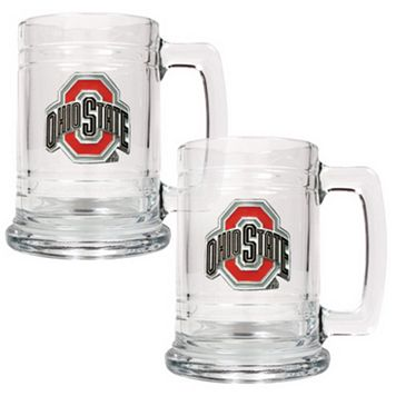 Ohio State Buckeyes 2-pc. Tankard Set