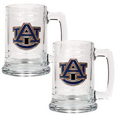 Auburn Tigers 2-pc. Mug Set