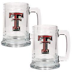 Texas Tech Red Raiders 2-pc. Tankard Set