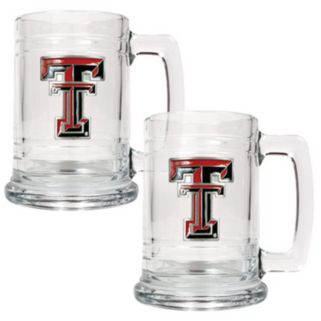 Texas Tech Red Raiders 2-pc. Tankard Set