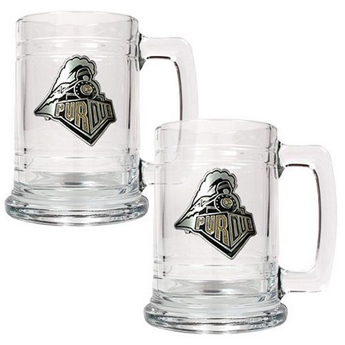 Purdue Boilermakers 2-pc. Tankard Set