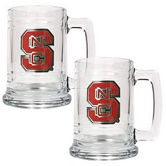 North Carolina State Wolfpack 2-pc. Tankard Set
