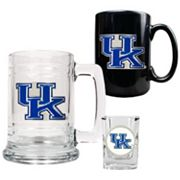 Kentucky Wildcats 3-pc. Drinkware Set
