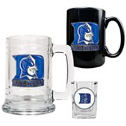 Duke Blue Devils 3-pc. Drinkware Set
