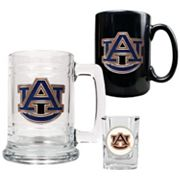 Auburn Tigers 3-pc. Drinkware Set