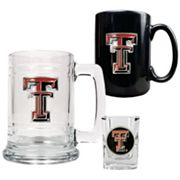 Texas Tech Red Raiders 3-pc. Drinkware Set