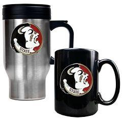 Florida State Seminoles 2-pc. Mug Set