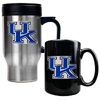 Kentucky Wildcats 2 pc Mug Set