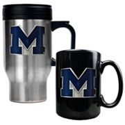 Michigan Wolverines 2-pc. Mug Set