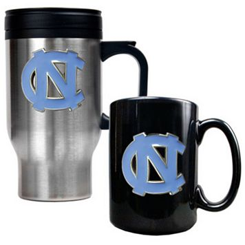 North Carolina Tar Heels 2-pc. Mug Set