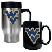 West Virginia Mountaineers 2-pc. Mug Set