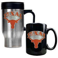 Texas Longhorns 2-pc. Mug Set