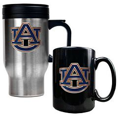Auburn Tigers 2 pc Mug Set