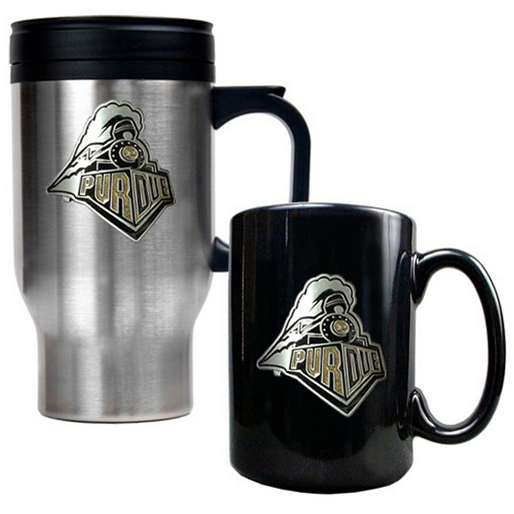 Purdue Boilermakers 2-pc. Mug Set