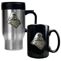 Purdue Boilermakers 2 pc Mug Set