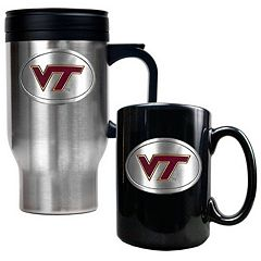Virginia Tech Hokies 2-pc. Mug Set