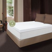 "Dream Therapy 3-in. Queen Memory Foam Mattress Topper - 60"" x 80"""