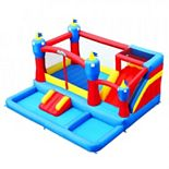 Blast Zone Misty Kingdom Inflatable Amusement Park