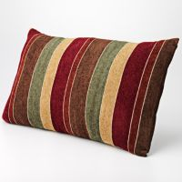 Seattle Striped Chenille Pillow