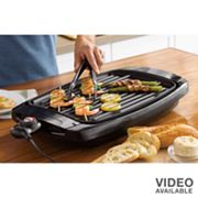 Food Network Reversible Grill and Griddle